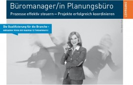 Fortbildung Bueromanager:in Planungsbuero